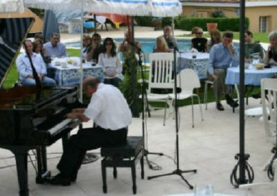 Open-Air Concert in Spain